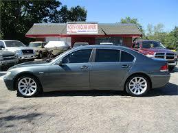 used bmw 745li used car inventory at carolina imports of in