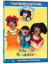 big comfy couch clown buddies amazon ca the big comfy couch dvd