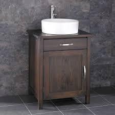 solid wood bathroom cabinet solid wenge dark oak single door bathroom cabinet