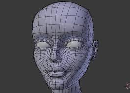 blender tutorial pdf 2 7 female character modeling in blender part 2 tuts 3d motion