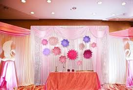 Wedding Wall Decor Aliexpress Com Buy 50 Cm 3d Paper Flower Party Christmas Wedding