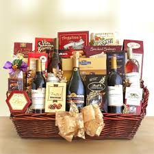 how to make gift baskets how to put together the wine gift basket