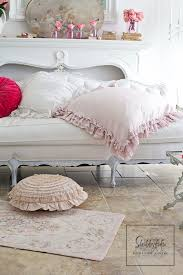 styling a romantic living room for valentine u0027s day shabbyfufu