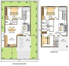 east facing duplex house floor plans small bedroom plan north east facing duplex house plan simple