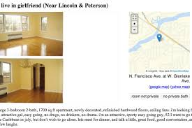 this is the saddest apartment ad on craigslist right now curbed