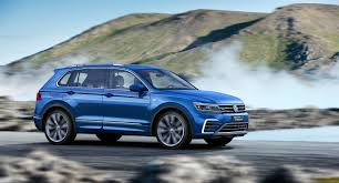 2017 volkswagen tiguan is larger and lighter autoguide com news