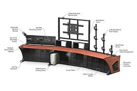 prestige sight line control room consoles winsted