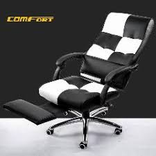 reclining computer chair athletics game chair office chair fixed