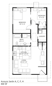 20 x 40 house plans 800 square feet escortsea with corglife