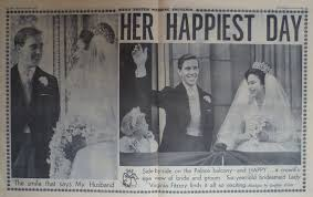 hold the front page princess margaret wedding