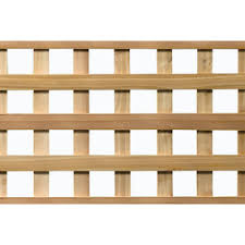 wood lattice wall shop lattice at lowes