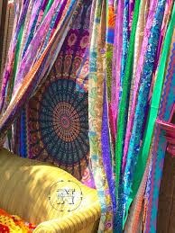 interior door tapestry curtains hippie beaded door curtains
