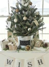 Mini Decorated Christmas Trees Best 25 Tabletop Christmas Tree Ideas On Pinterest Xmas