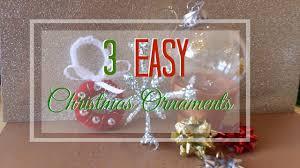 3 easy diy christmas ornament tutorials dollar tree diy hip u0027n