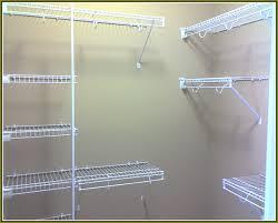 stupefying wire closet shelving installation closet u0026 wadrobe ideas