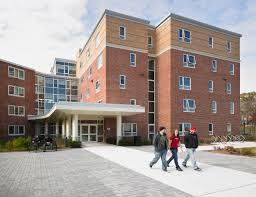Bridgewater State University Campus Map by Pope U0026 Scott Halls U2014 Pra Architects