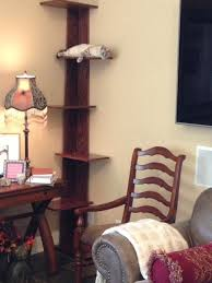 Modern Design Cat Furniture by 241 Best Cat Shelves Condos Trees U0026 Perches Images On Pinterest