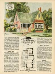 small retro house plans sears pendleton 1930 3295 similar to the sheffield not in hbm
