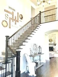 Staircase Decorating Ideas Wall Staircase Decoration Ideas Staircase Wall Ideas Best Stairway Wall
