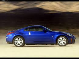 Nissan 350z Blue - nissan 350z 2003 picture 63 of 116