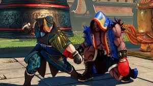 street fighter 5 halloween costumes check out the unique inputs of street fighter v newcomer ed u0027s