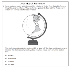 5th science staar question 1 u2014 texas cscope review