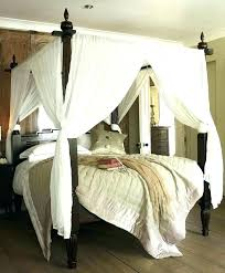 Poster Bed Curtains Pictures Of Canopy Beds With Curtains Four Poster Canopy Bed
