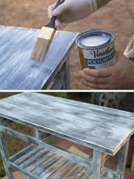 Painting Ikea Furniture by Diy Re Finish Your Ikea Furniture