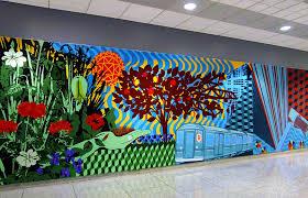 Rockefeller Center Summer Garden - rockefeller center jessie rose novik