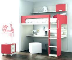 lit combiné bureau fille lit superpose combine lit lit mezzanine combine avec bureau qlue co