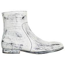 not s boots size 11 s boots in brand maison martin margiela material not