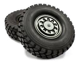 jeep beadlock wheels high mass alloy beadlock wheel u0026 tire style b for scale 1 10