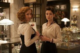 hairstyles and clothes from mr selfridge timeless style what s on our selfridges wish list
