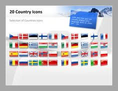 download this free powerpoint slide with various business icons