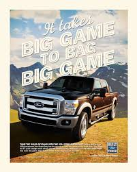 ford hunting truck ford hunting fishing ads hello i m justin