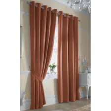 Terracotta Curtains Ready Made by 18 Montgomery Curtains Ready Made Urban Living Heather
