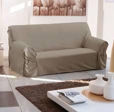 housse canapé 3 places avec accoudoir pas cher housse canape avec accoudoir bois