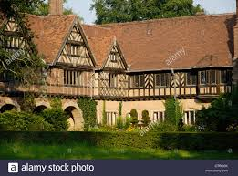 english tudor cottage english tudor style brick and oak timberframe building of schloss