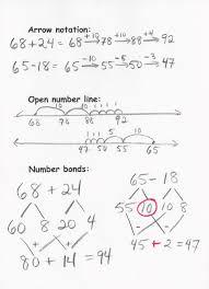 Number Line Subtraction Worksheets Bfis Blogosphere Eureka Module 4