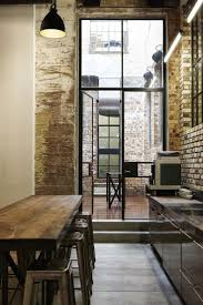 Brick Loft by 1135 Best Design Industrial Images On Pinterest Architecture