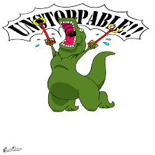 T Rex Meme Unstoppable - score unstoppable t rex by lexissketch on threadless