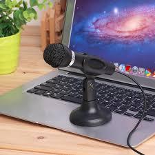 microphone de bureau ordinateur portable microphone de bureau ktv 307 fil karaoké de