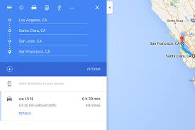 Los Angeles California Google Maps by Google Bigwig Confirms Android M 2015 Launch N Build For Next Year