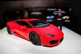 Lamborghini Huracan Models - lamborghini huracán gets new rear wheel drive version for 2016