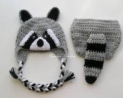 Raccoon Halloween Costumes Raccoon Costume Etsy