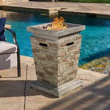best selling home decor furniture vanessa propane fire column
