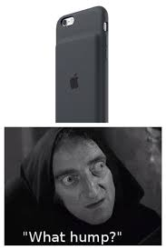 Make A Meme Iphone - in response to apple s new battery case imgur