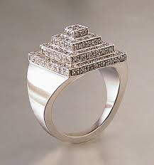 pyramid wedding band 54 best aztec and mayan jewelry images on aztec