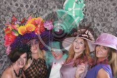 photo booth rental houston ribbon annual run for the roses kentucky derby party