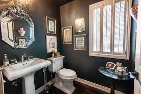 Powder Room Decor How To Design A Picture Powder Room